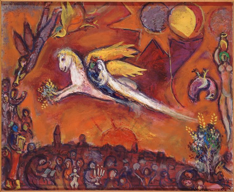 Marc-Chagall-Song-of-Songs-IV-8-