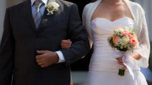 Ingresso in chiesa matrimonio